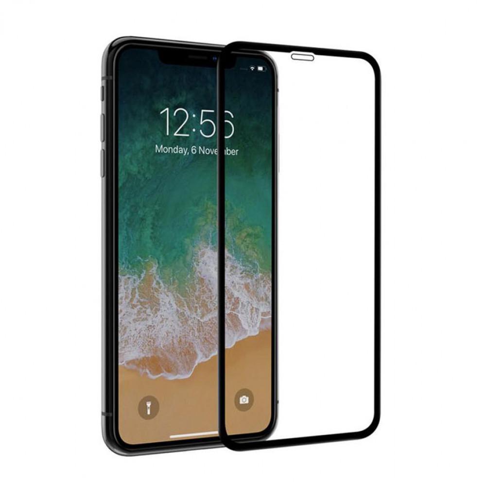 Закаленное 3D стекло ANMAC для дисплея Apple iPhone Xr/11