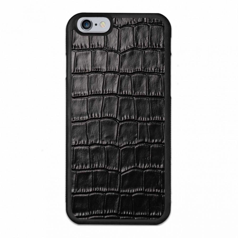 Чехол с кожей CROCO для Apple iPhone 6/6s