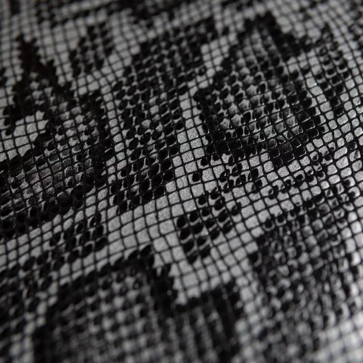 Чехол с кожей DARK SNAKE для Apple iPhone 12 mini