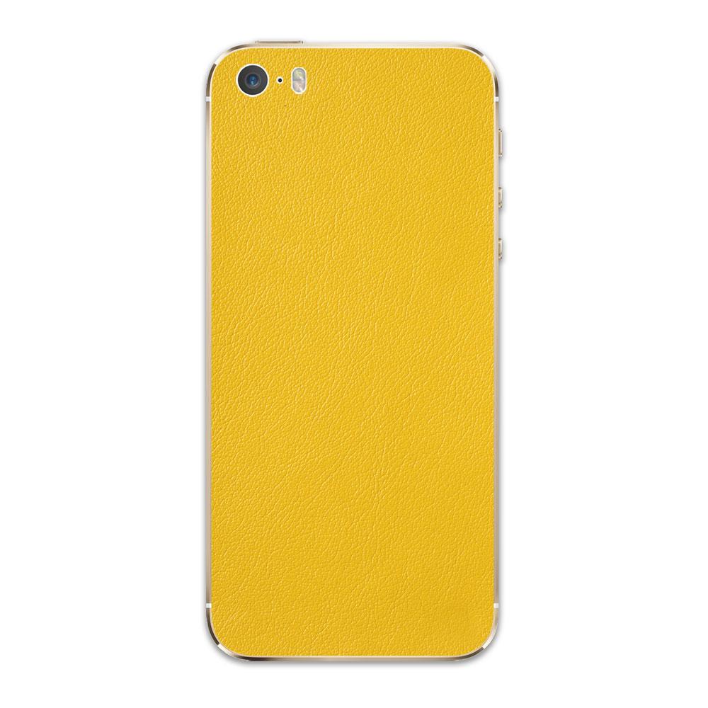 Кожаная наклейка ROOK для Apple iPhone 5s/SE