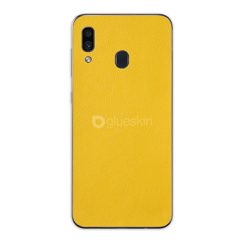 Кожаная наклейка ROOK для Samsung Galaxy A40