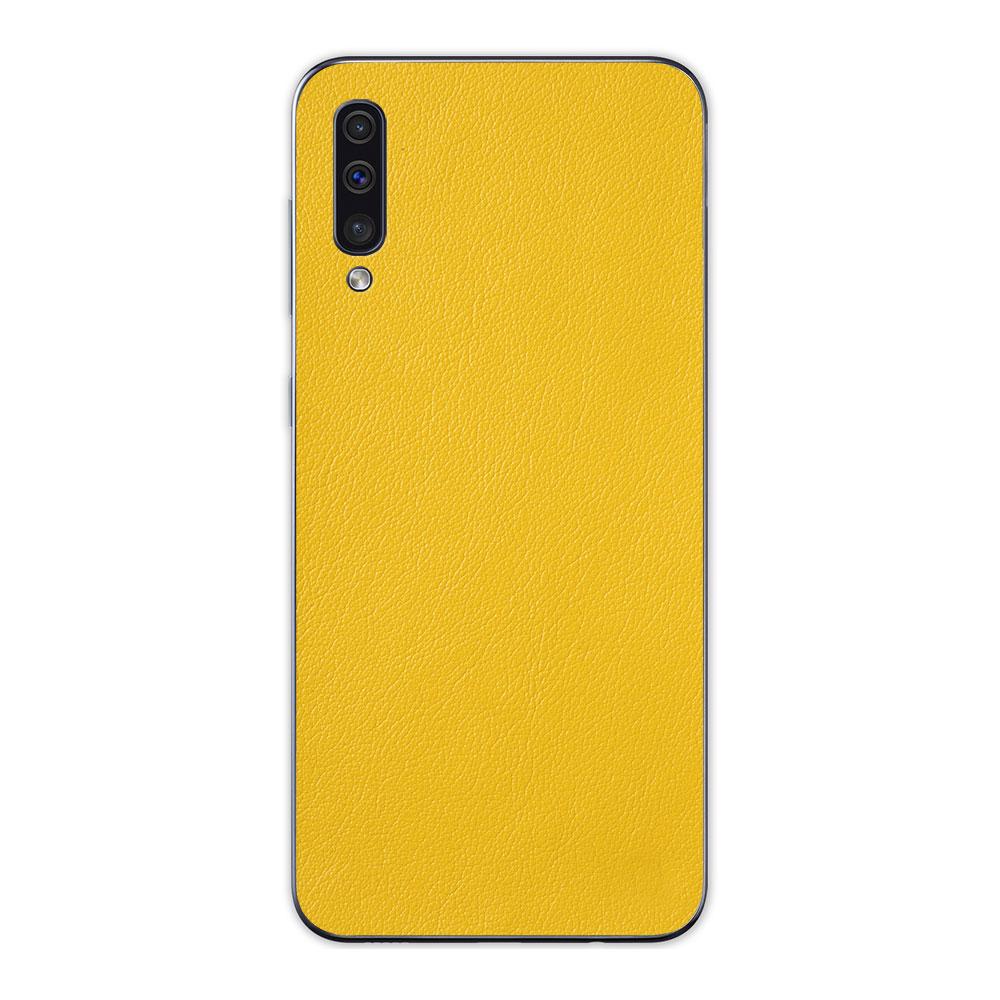 Кожаная наклейка ROOK для Samsung Galaxy A70