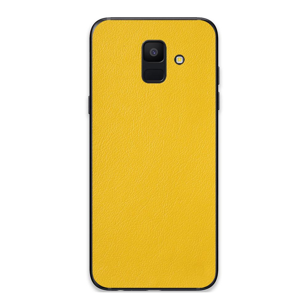 Кожаная наклейка ROOK для Samsung Galaxy J6 2018