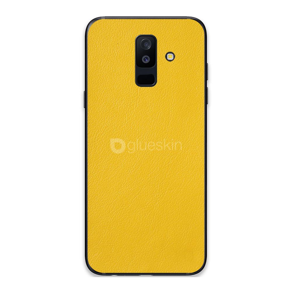 Кожаная наклейка ROOK для Samsung Galaxy J6 Plus 2018