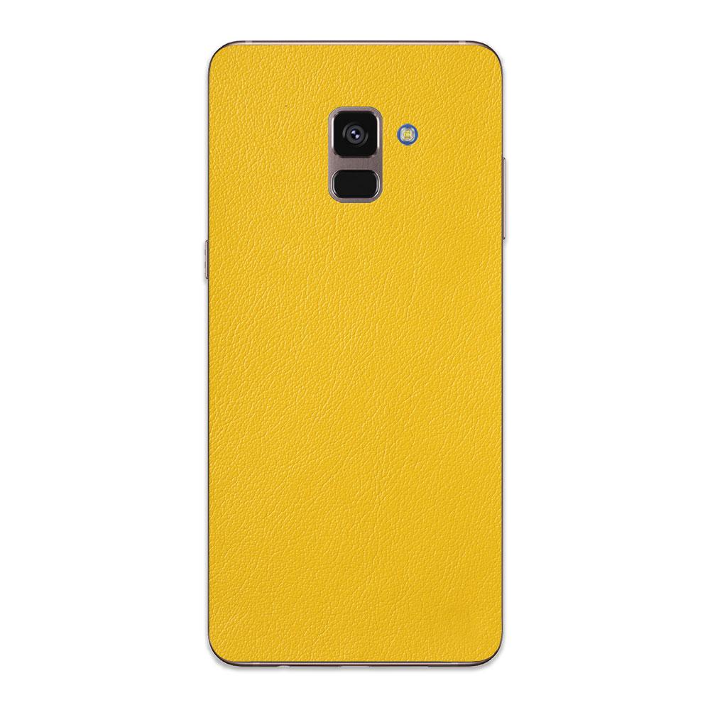 Кожаная наклейка ROOK для Samsung Galaxy A8