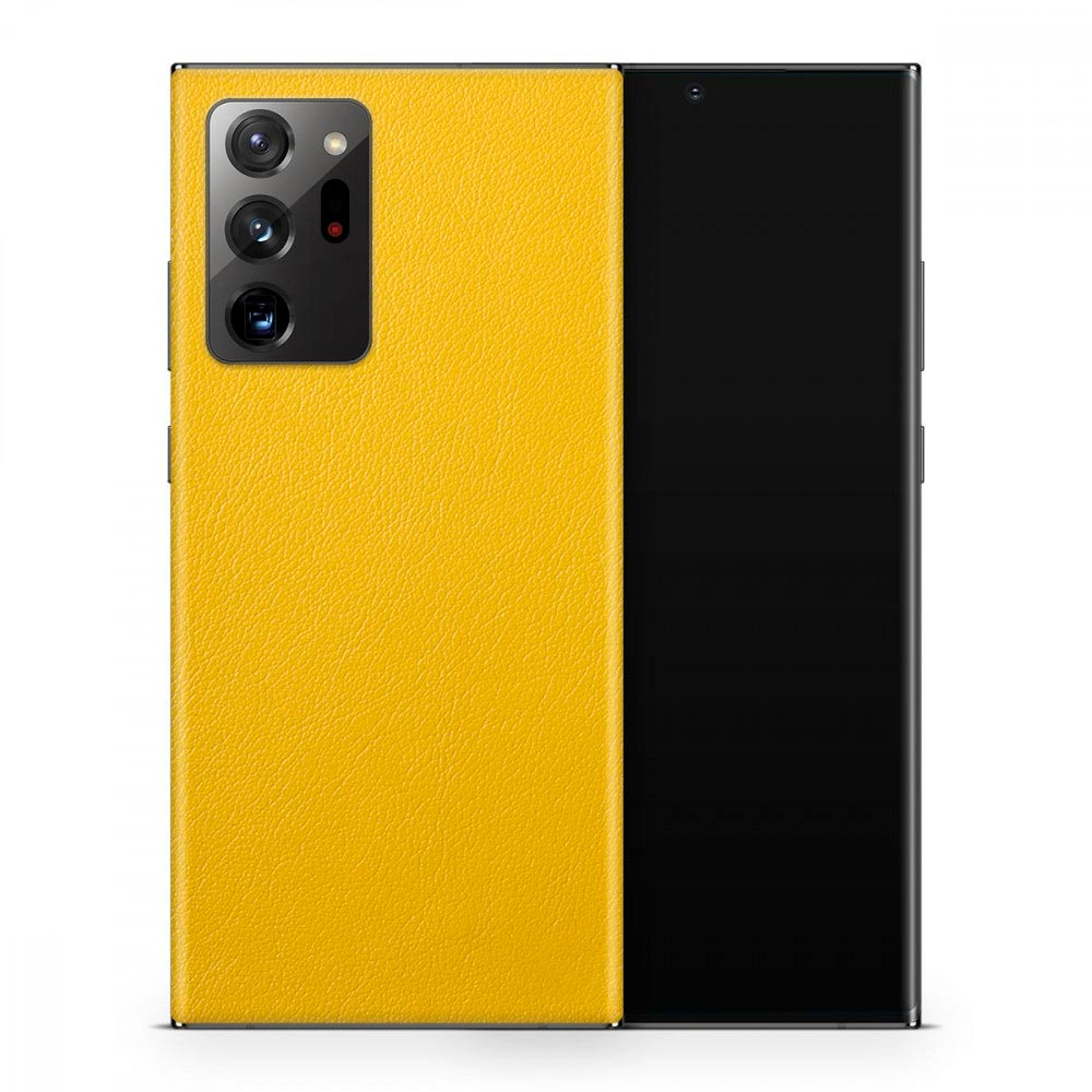 Кожаная наклейка ROOK для Samsung Galaxy Note 20 Ultra