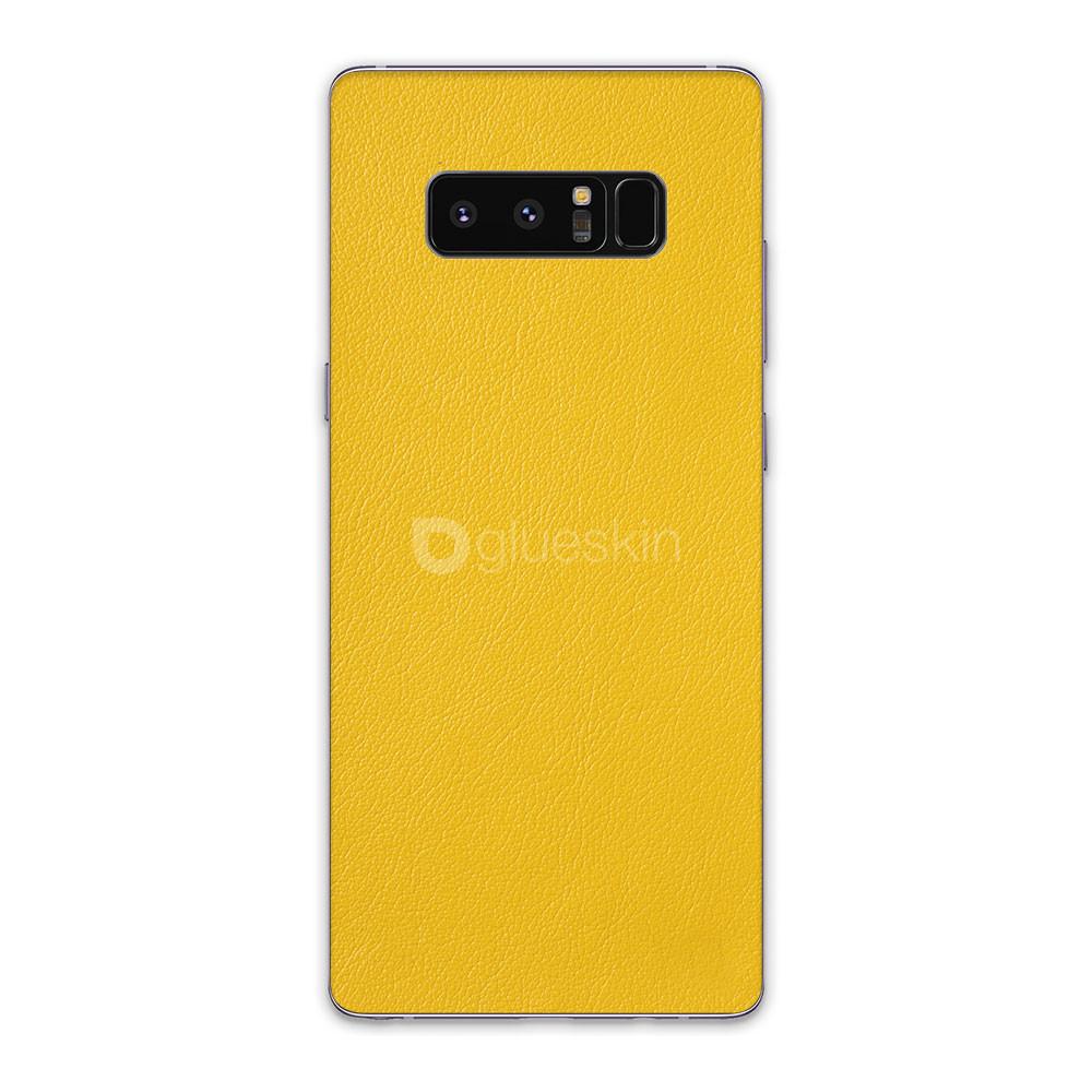 Кожаная наклейка ROOK для Samsung Galaxy Note 8