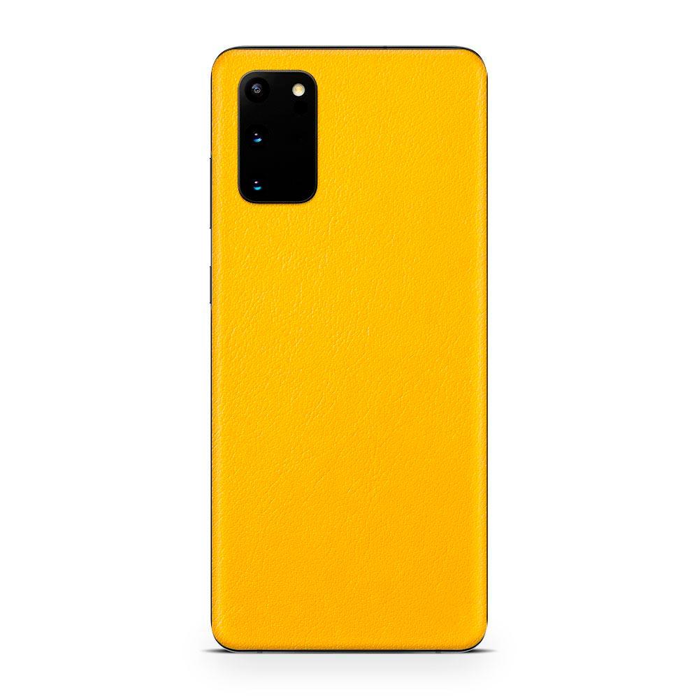 Кожаная наклейка ROOK для Samsung Galaxy S20