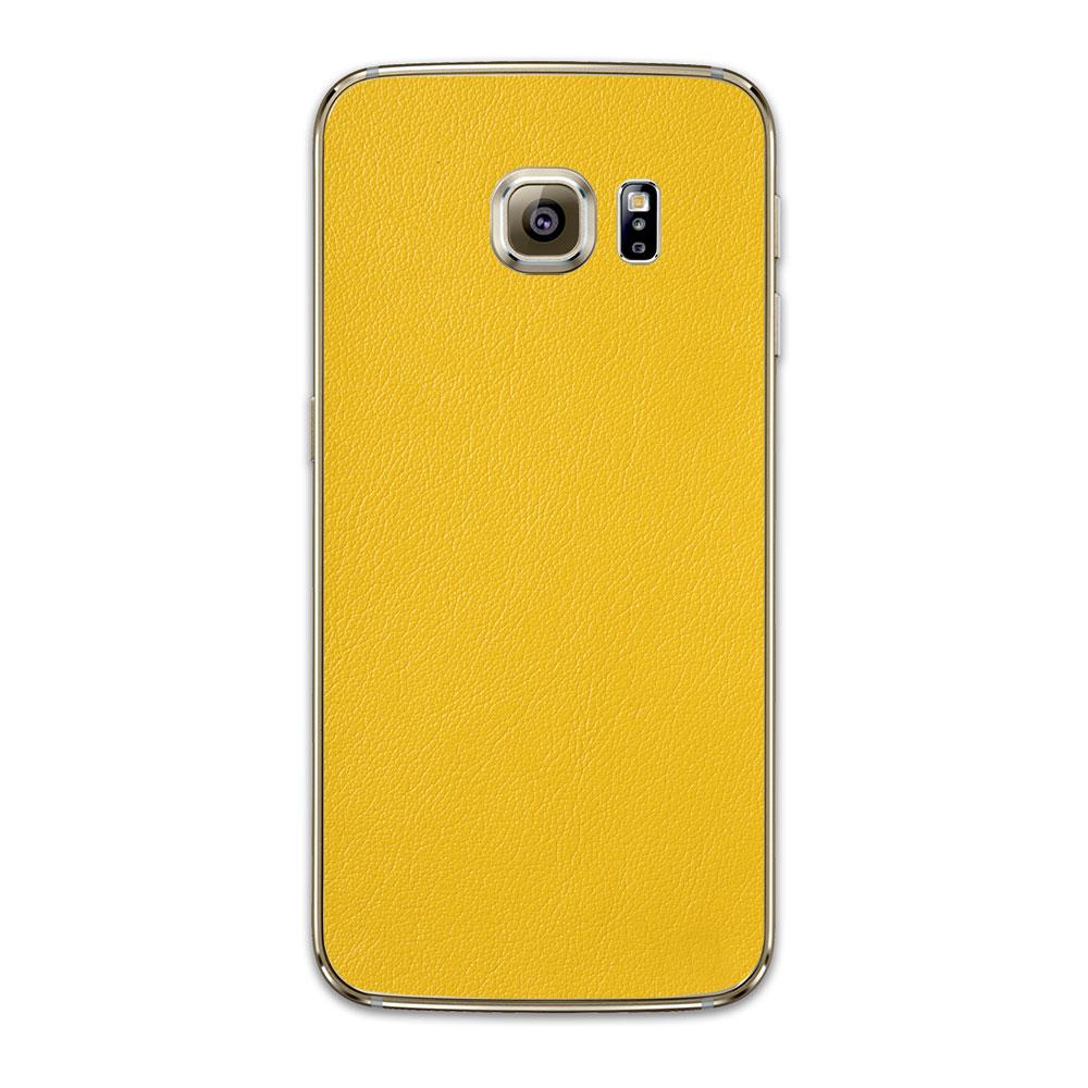 Кожаная наклейка ROOK для Samsung Galaxy S6 Edge
