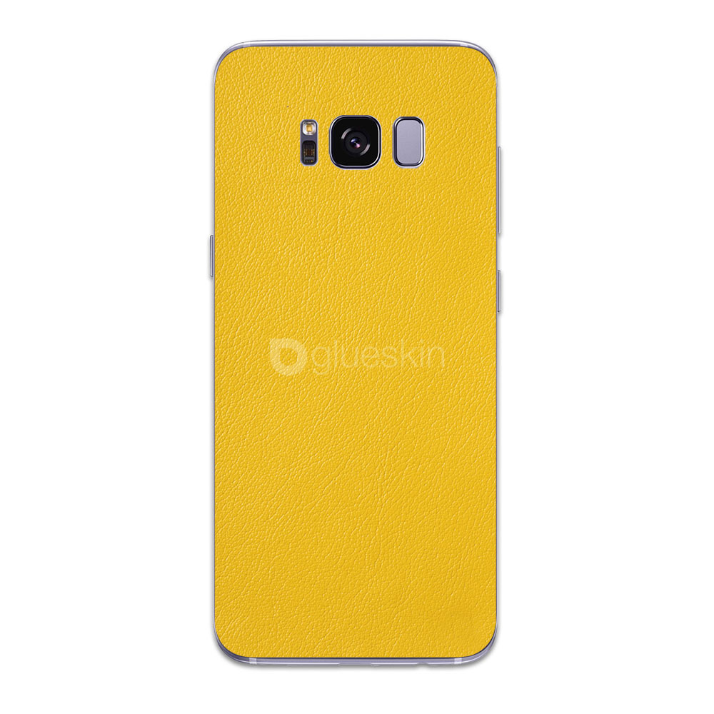 Кожаная наклейка ROOK для Samsung Galaxy S8