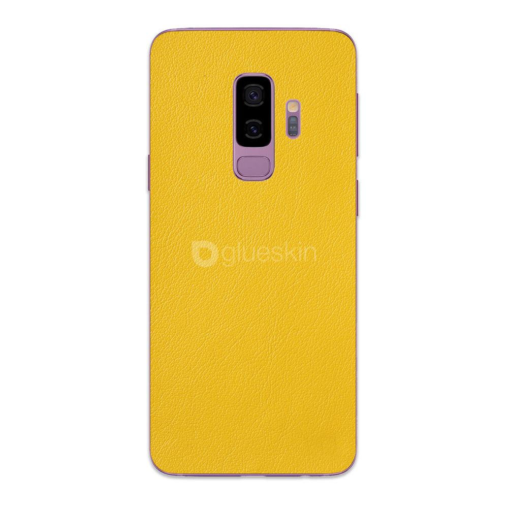 Кожаная наклейка ROOK для Samsung Galaxy S9 Plus