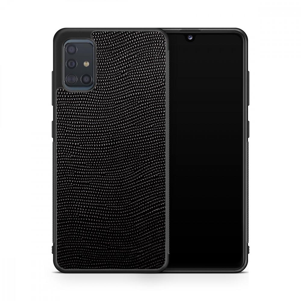Чехол с кожей STINGRAY для Samsung Galaxy S20