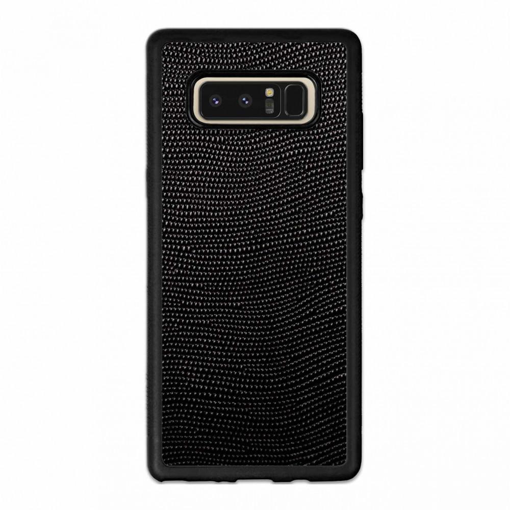 Чехол с кожей STINGRAY для Samsung Galaxy J7 2017