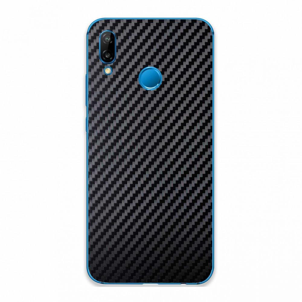 Виниловые наклейки 2D CARBON для Huawei Y9 Prime (2019)