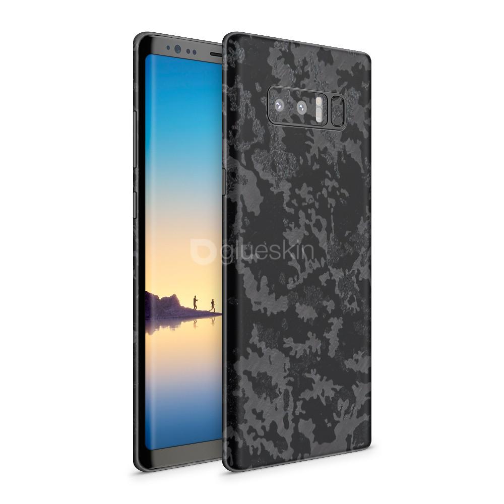 Виниловые наклейки CAMO для Samsung Galaxy Note 8