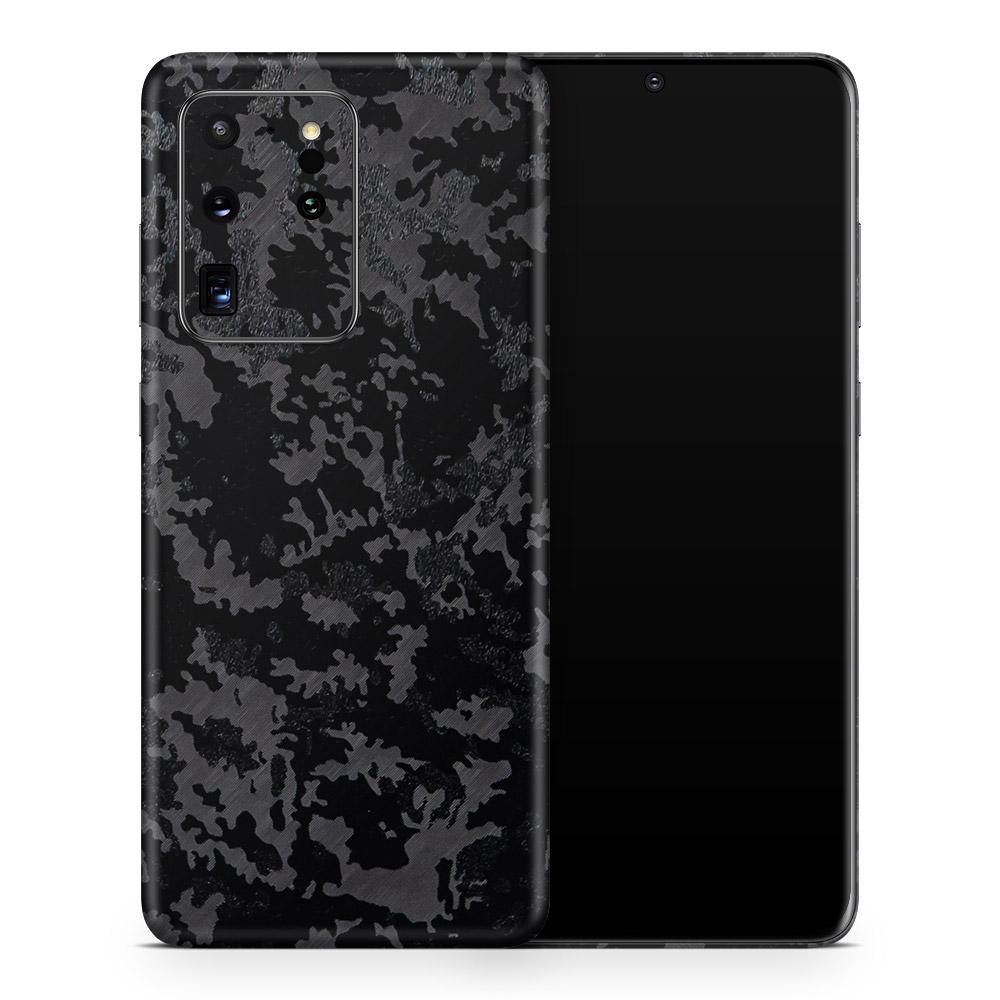 Виниловые наклейки CAMO для Samsung Galaxy S20 Ultra