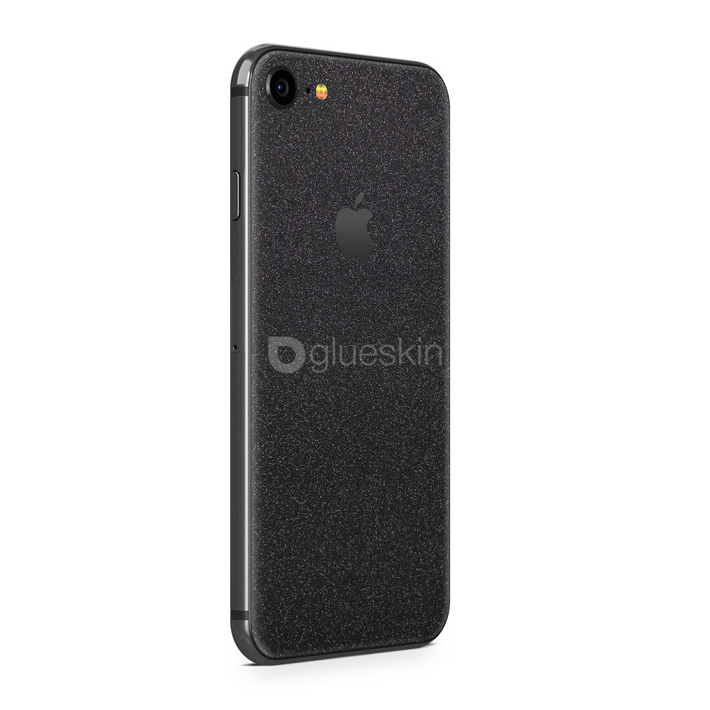 Виниловая наклейка DIAMOND GRAIN для Apple iPhone 8