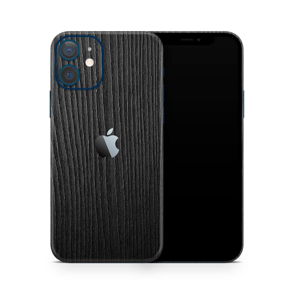 Виниловые наклейки WOOD для Apple iPhone 12