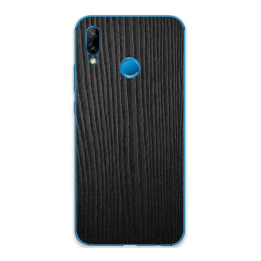 Виниловые наклейки WOOD для Huawei Y9 Prime (2019)