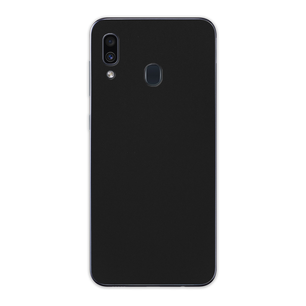 Виниловая наклейка SOFT TOUCH для Samsung Galaxy A40