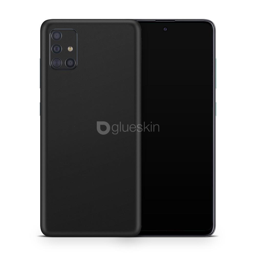 Виниловые наклейки SOFT TOUCH для Samsung Galaxy M51