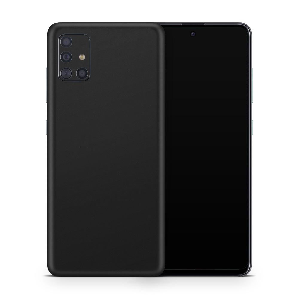 Виниловые наклейки SOFT TOUCH для Samsung Galaxy A51