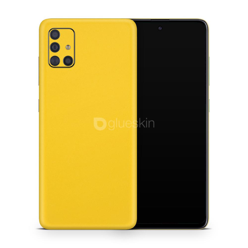 Виниловые наклейки TEXTURED MATT для Samsung Galaxy A31