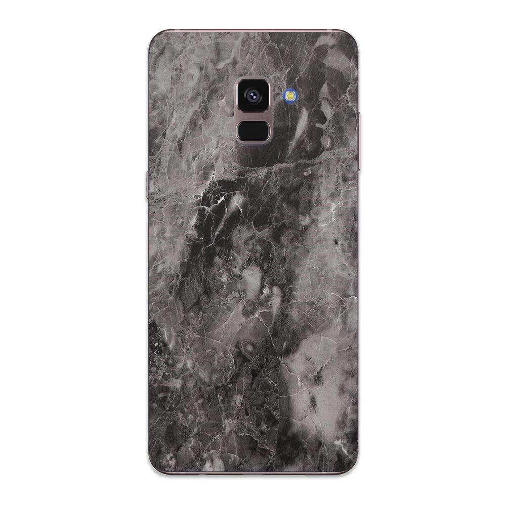 Виниловые наклейки MARBLE для Samsung Galaxy A8 Plus