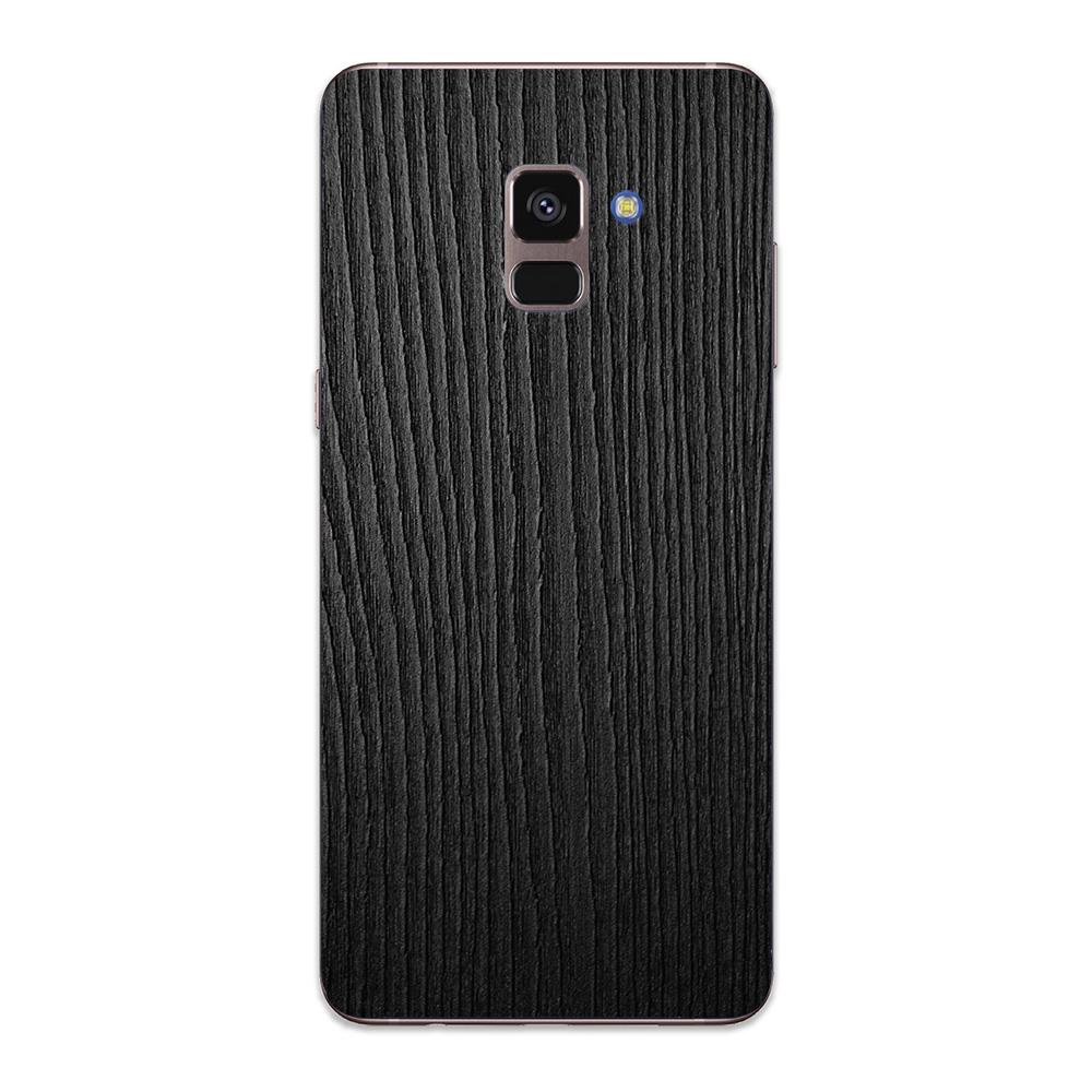 Виниловые наклейки WOOD для Samsung Galaxy A8