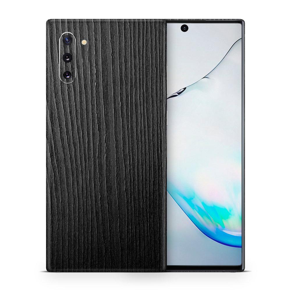 Виниловые наклейки WOOD для Samsung Galaxy Note 10