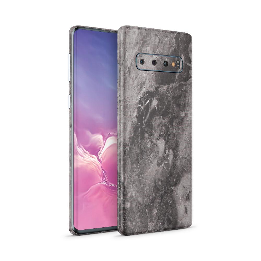 Виниловые наклейки MARBLE для Samsung Galaxy S10 Plus