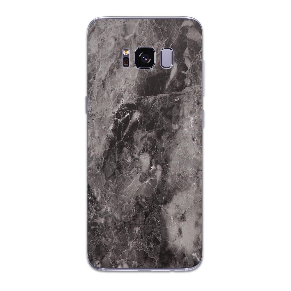 Виниловые наклейки MARBLE для Samsung Galaxy S8 Plus