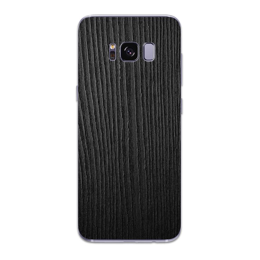 Виниловые наклейки WOOD для Samsung Galaxy S8 Plus