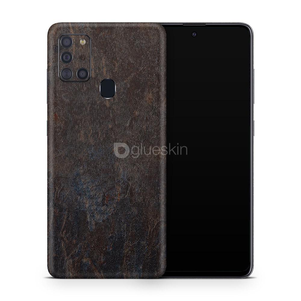 Виниловые наклейки STONE для Samsung Galaxy A21s