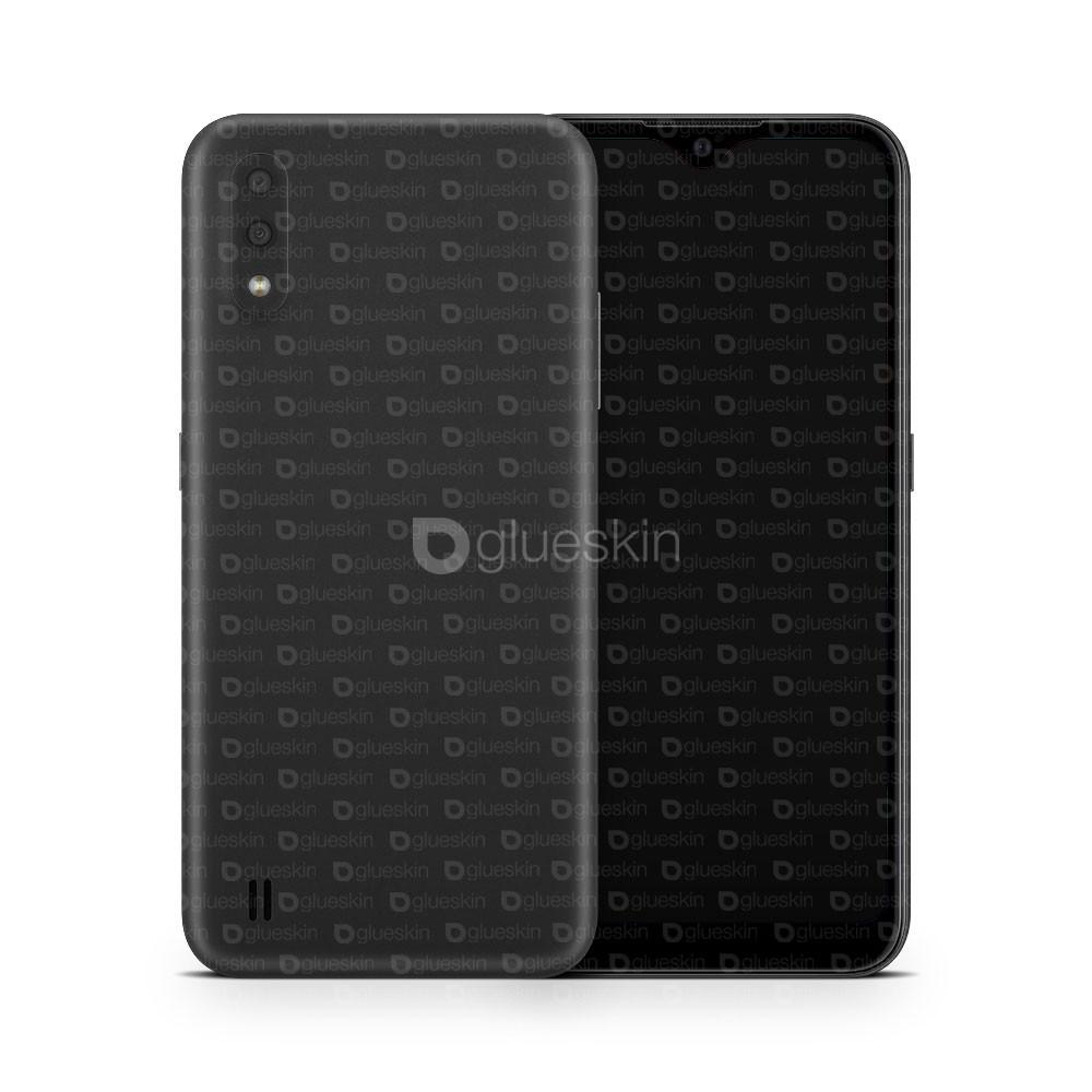 Виниловые наклейки SOFT TOUCH для Samsung Galaxy M01