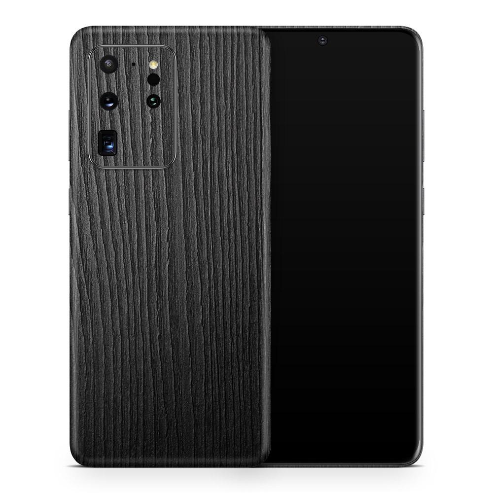Виниловые наклейки WOOD для Samsung Galaxy S20 Ultra
