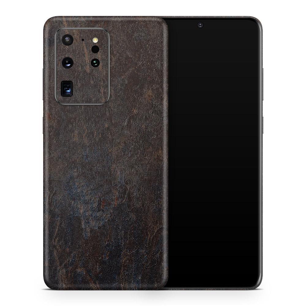 Виниловые наклейки STONE для Samsung Galaxy S20 Ultra