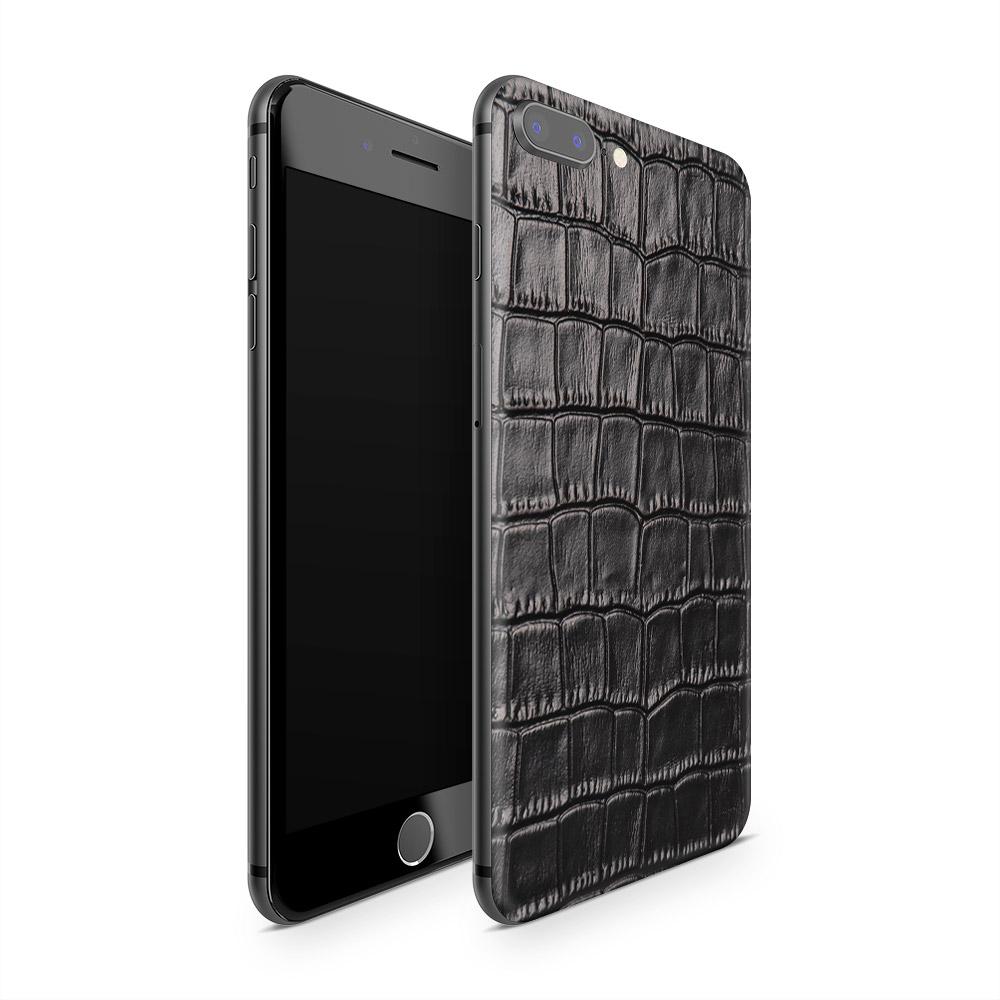 Кожаная наклейка CROCO для Apple iPhone 8 Plus