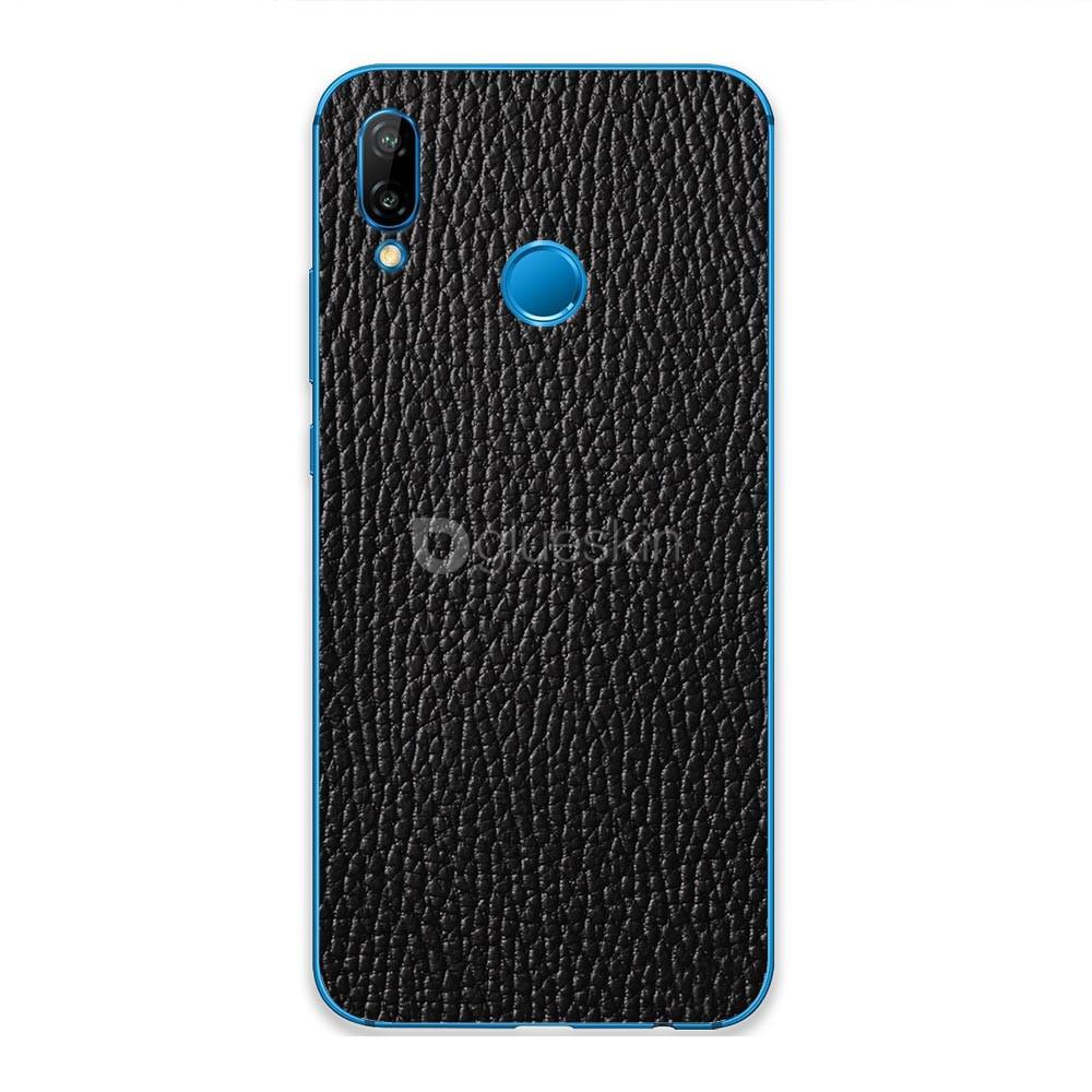 Кожаная наклейка CLASSIC для Huawei Y9 Prime (2019)