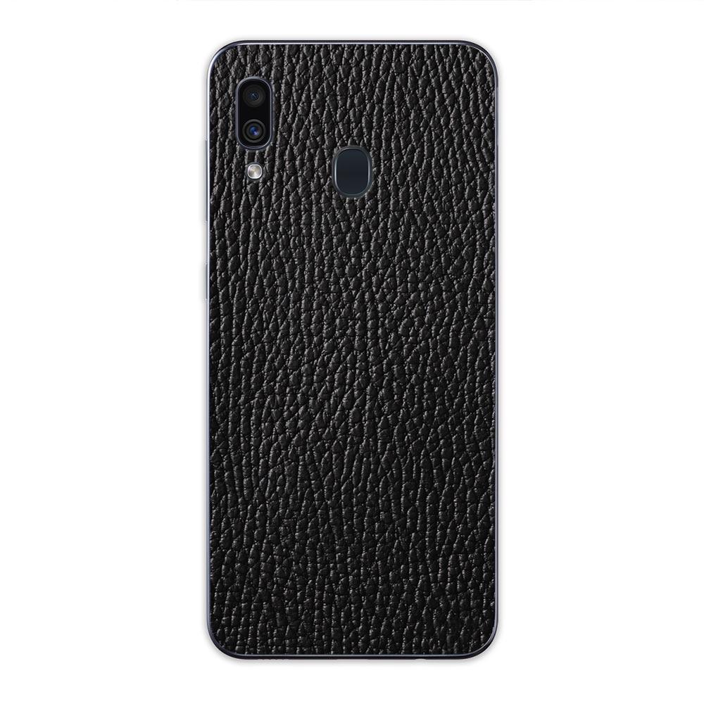 Кожаная наклейка CLASSIC для Samsung Galaxy A10