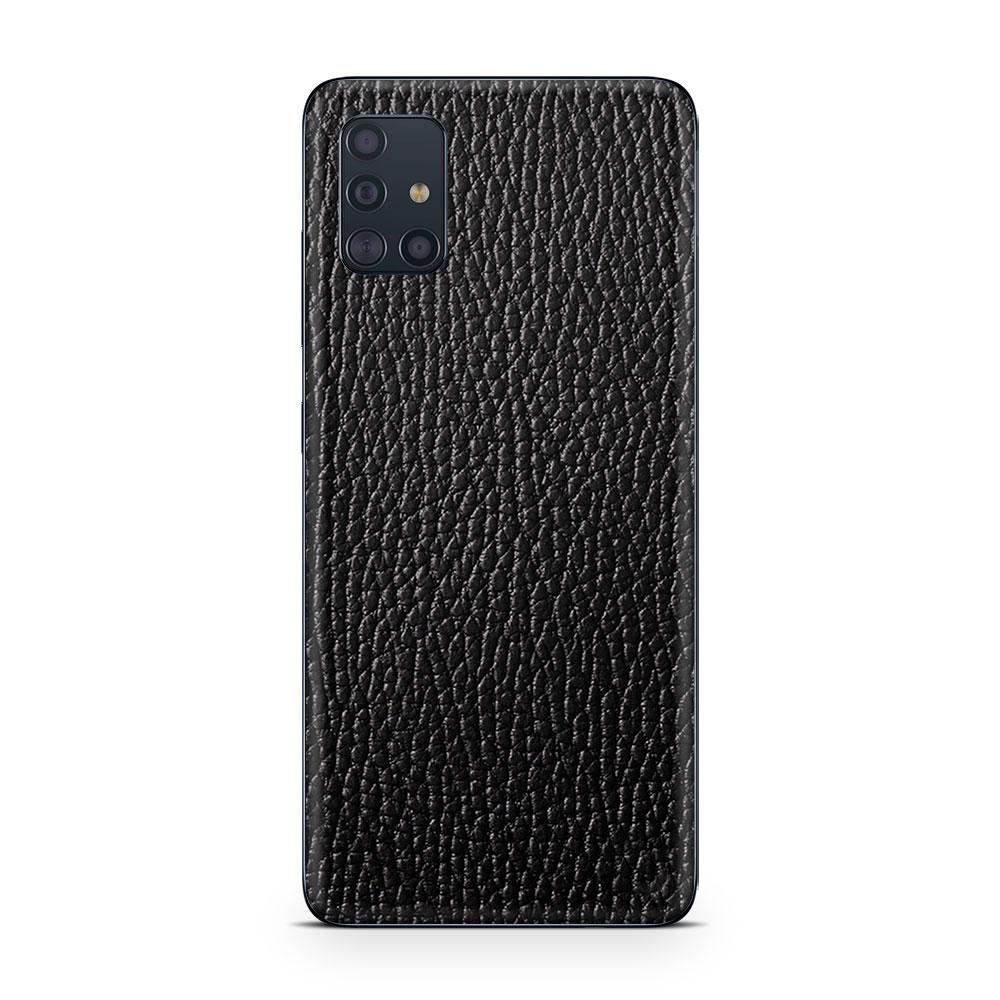 Кожаная наклейка CLASSIC для Samsung Galaxy A51