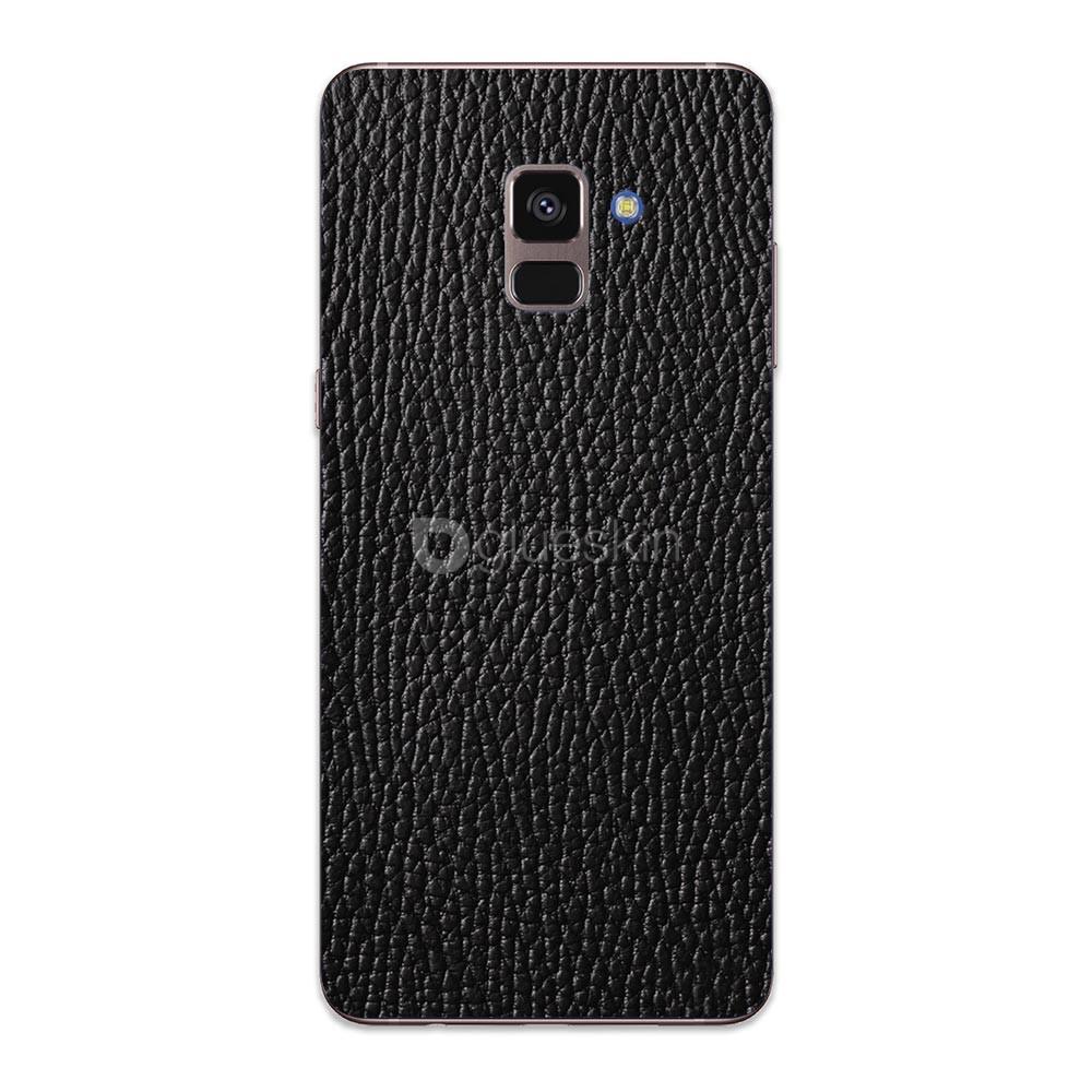 Кожаная наклейка CLASSIC для Samsung Galaxy A8