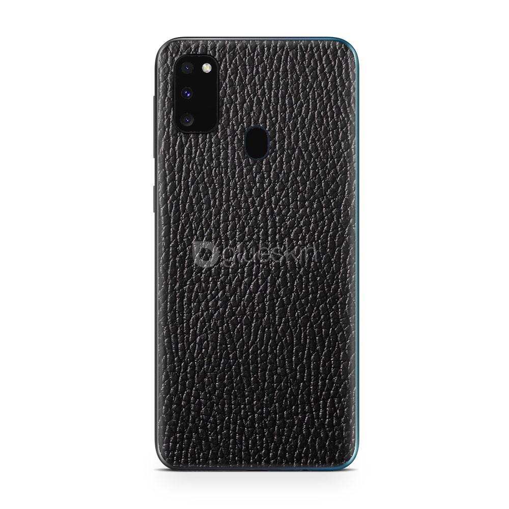 Кожаная наклейка CLASSIC для Samsung Galaxy M30s