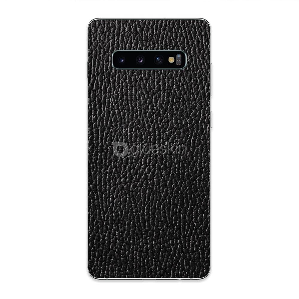 Кожаная наклейка CLASSIC для Samsung Galaxy S10