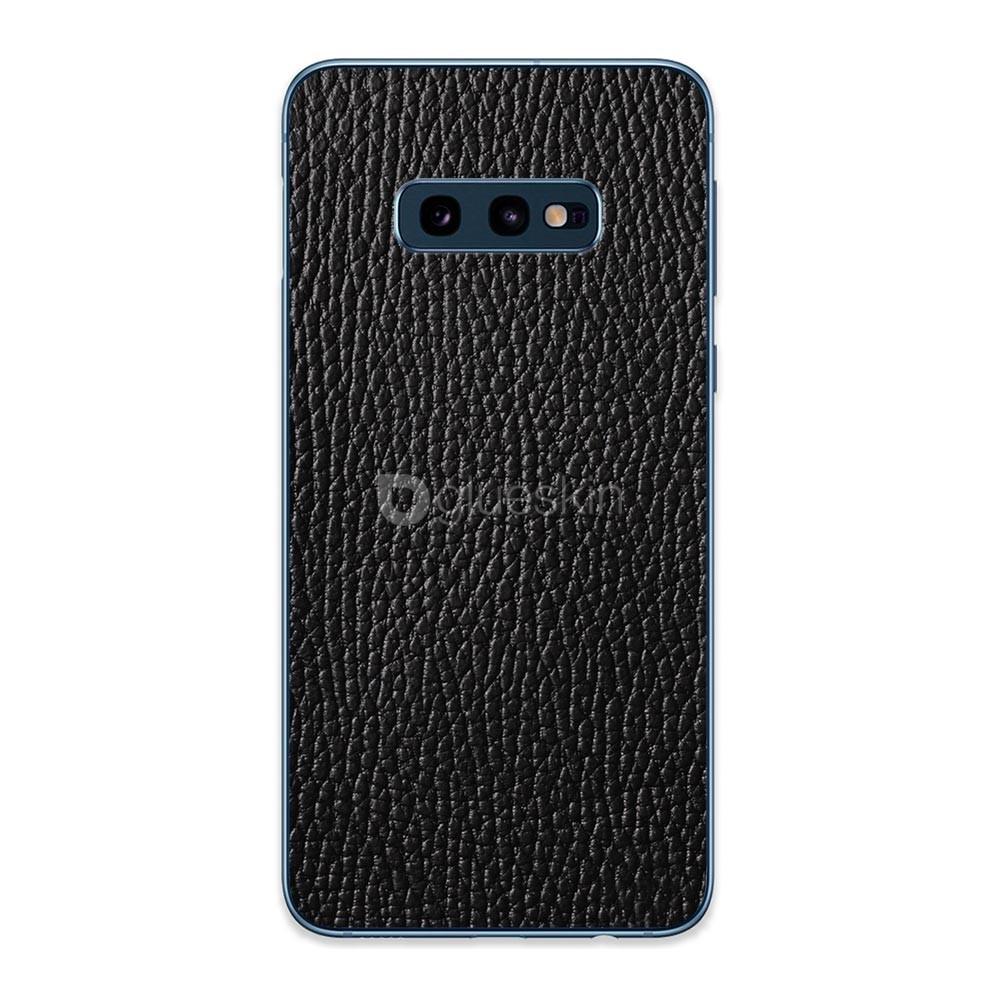 Кожаная наклейка CLASSIC для Samsung Galaxy S10e