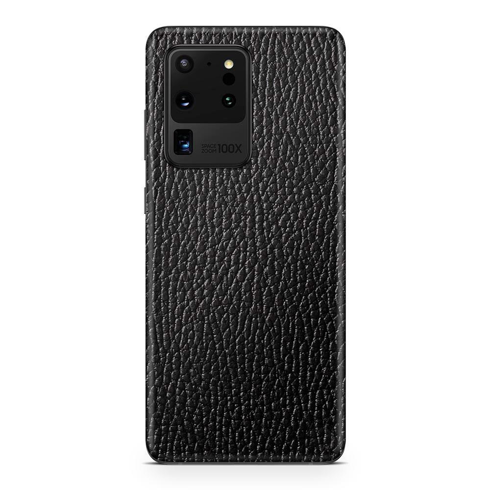 Кожаная наклейка CLASSIC для Samsung Galaxy S20 Ultra