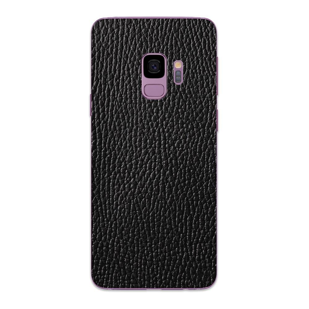 Кожаная наклейка CLASSIC для Samsung Galaxy S9