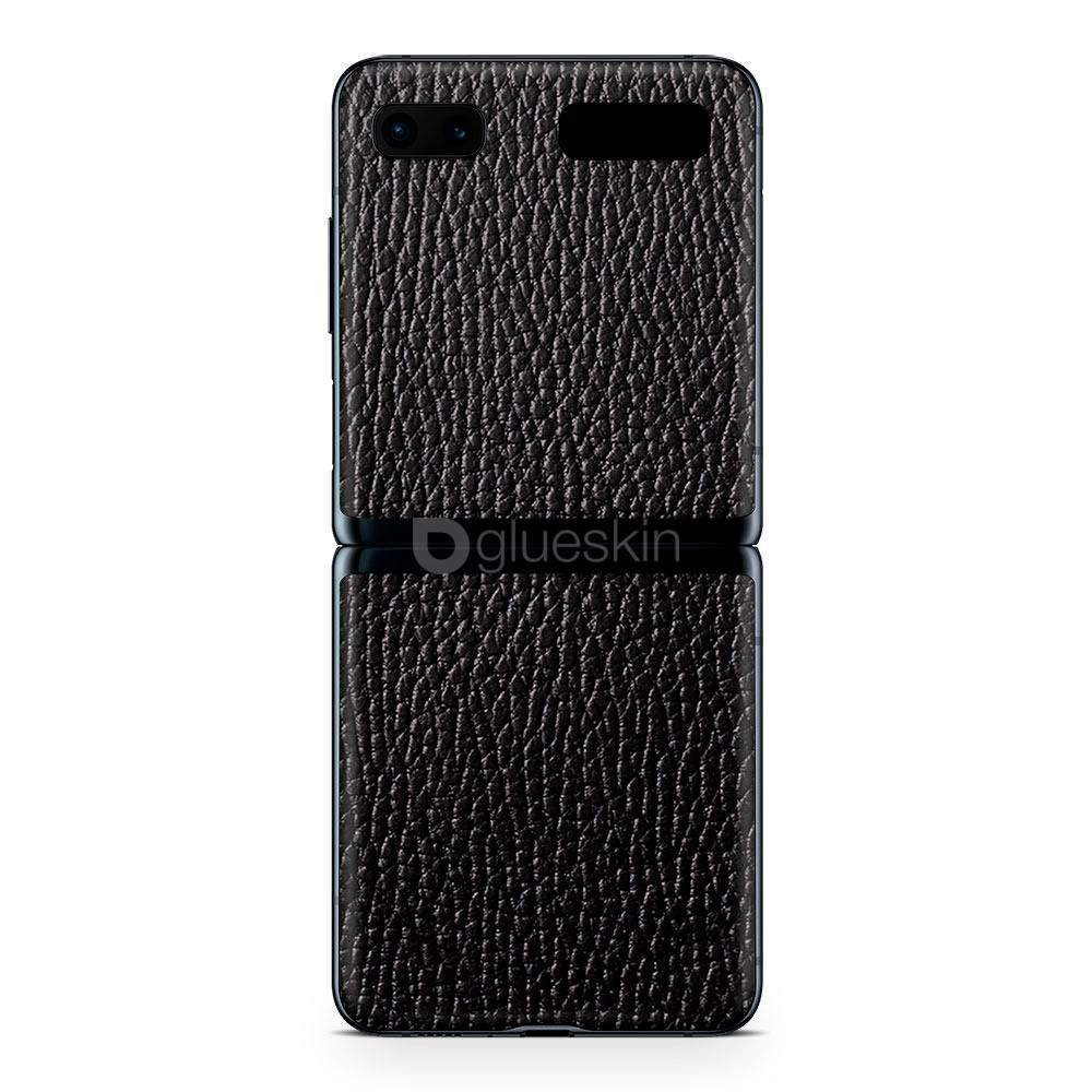 Кожаная наклейка CLASSIC для Samsung Galaxy Z Flip