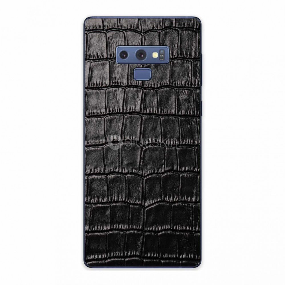 Кожаная наклейка CROCO для Samsung Galaxy Note 9
