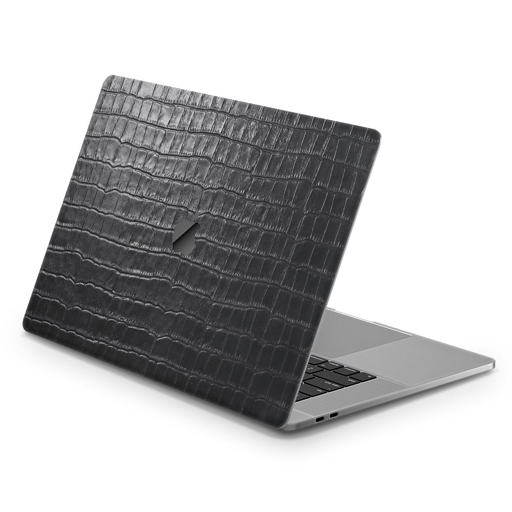 Кожаная наклейка CROCO для Apple MacBook Pro 15'' Touch Bar